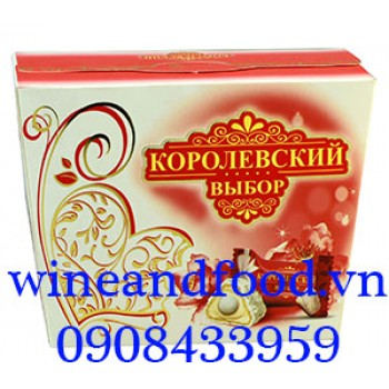 Kẹo sữa dừa Royal Choice 300g