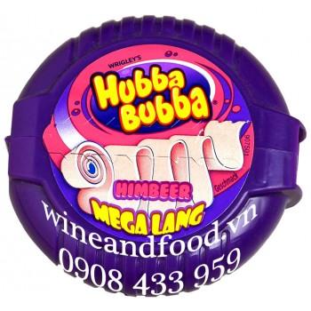 Kẹo cao su chewing gum Hubba Bubba Mega Lang Mâm Xôi