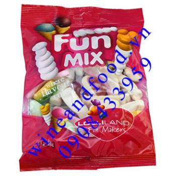Kẹo dẻo Fun Mix Lolliland 180g