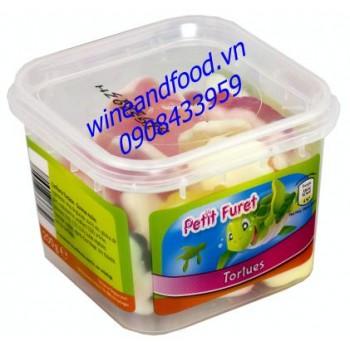 Kẹo dẻo trái cây rùa Petit Furet 200g