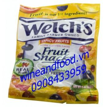 Kẹo dẻo trái cây Tangy Fruits Welch's 142g