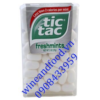 Kẹo ngậm Tic Tac Freshmints 29g