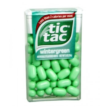 Kẹo ngậm Tic Tac Wintergreen 29g