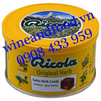 Kẹo Ricola Original Swiss Herb 100g