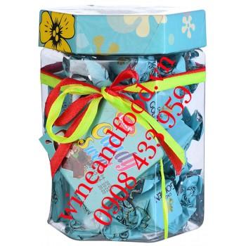 Kẹo socola hỗn hợp Lale hũ 250g