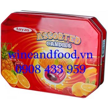 Kẹo trái cây Assorted Candies Tayas 300g