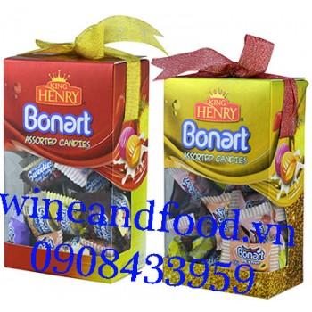 Kẹo trái cây Bonart King Henry hỗn hợp 250g