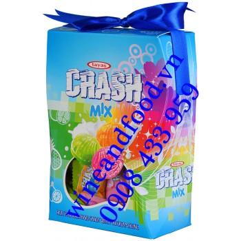Kẹo trái cây Crash Mix Tayas hộp giấy 200g