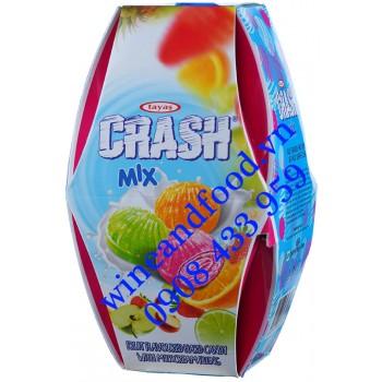 Kẹo trái cây Crash Mix Tayas hộp lồng đèn 100g