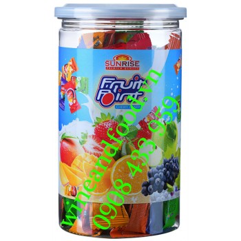 Kẹo trái cây Fruit Point Sunrise 180g