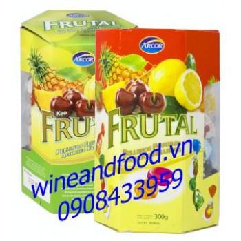 Kẹo trái cây Fruital Arcor 300g