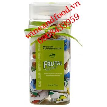 Kẹo trái cây Fruital Arcor hũ nhựa 216g