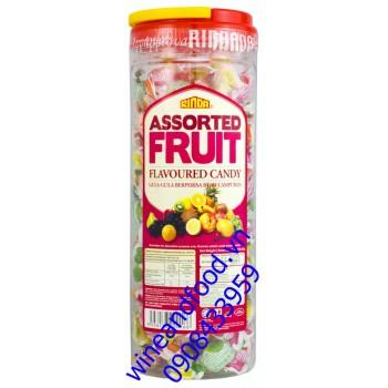 Kẹo trái cây Rinda 600g