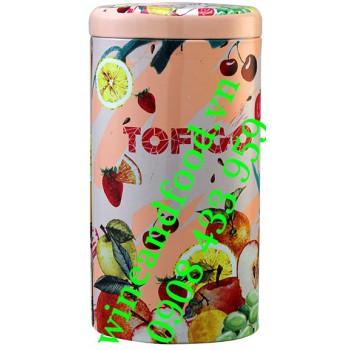 Kẹo trái cây Tofigo hộp thiếc 350g
