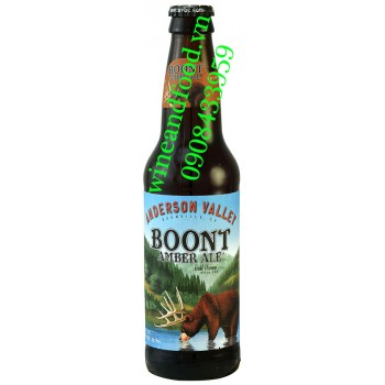 Bia Anderson valley Boont Amber Ale 330ml