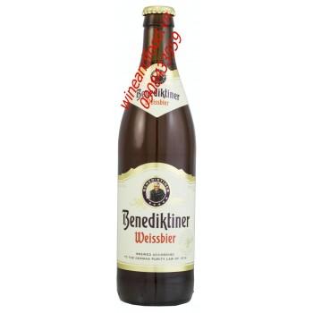 Bia Benediktiner Weissbier 500ml