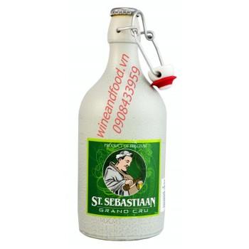 Bia Bỉ St.Sebastiaan Grand Cru chai sành 500ml