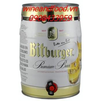 Bia Bitburger 5l