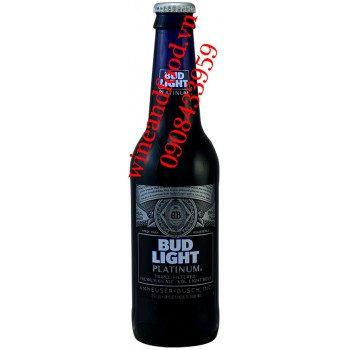 Bia Bud Light Platinum 360ml