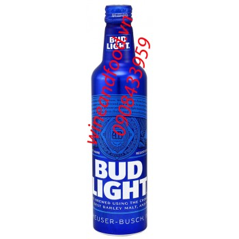 Bia Bud Light chai nhôm 455ml