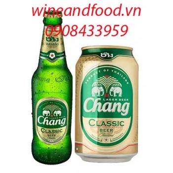 Bia Chang nhập khẩu từ Thái Lan