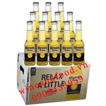 Bia Corona Coronita Relax a Little 210ml