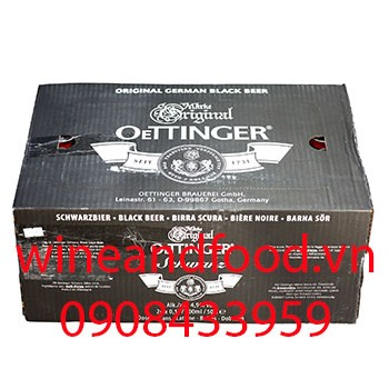 Bia đen Oettinger 500ml
