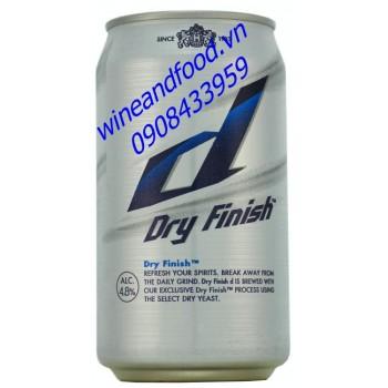 Bia Hàn quốc Dry Finish 355ml