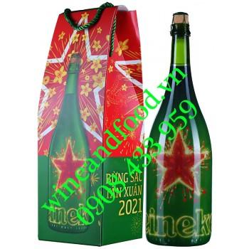 Bia Heineken Magnum chai 1,5 lít