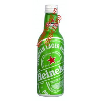 Bia Heineken Pháp chai nhôm 330ml