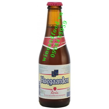 Bia Hoegaarden Rose 25cl