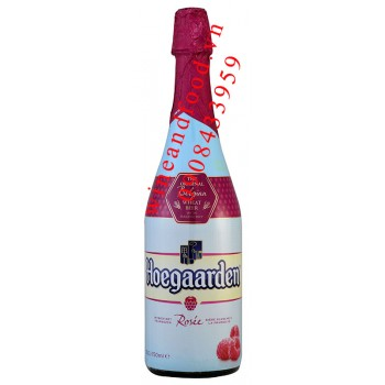 Bia Hoegaarden Rose 750ml