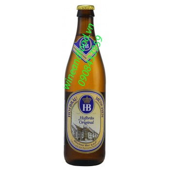 Bia Hofbrau Original 500ml