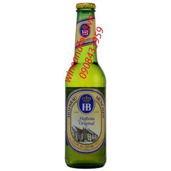 Bia Hofbrau Original nhập từ Đức 330ml