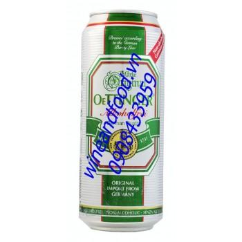Bia không cồn Oettinger 500ml