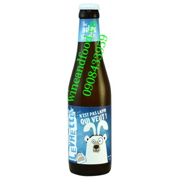 Bia Levrette Blanche 33cl