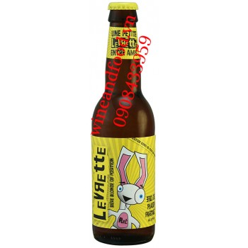 Bia Levrette Blonde 33cl