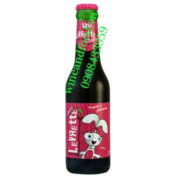 Bia Levrette Cherry 25cl