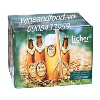 Bia Licher Weizen 500ml