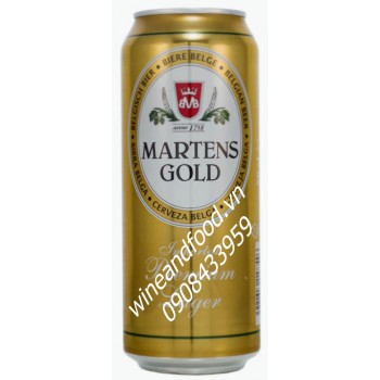Bia Martens Gold 500ml