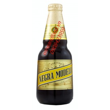 Bia Negra Modelo 355ml
