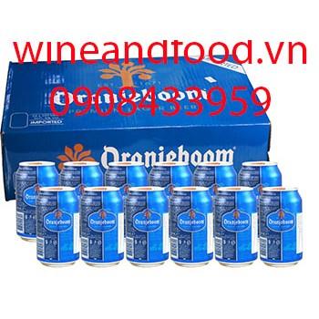 Bia Oranjeboom Hà Lan 330ml
