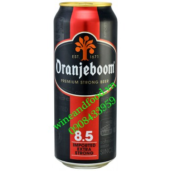 Bia Oranjeboom Extra Strong 8.5% lon 500ml