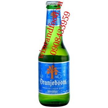 Bia Oranjeboom Hà Lan chai 250ml