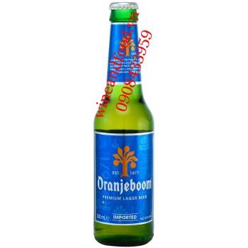 Bia Oranjeboom Hà Lan chai 330ml