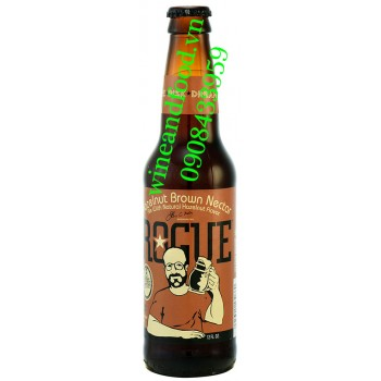 Bia Rogue Hazelnut Brown Nectar 330ml