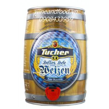 Bia Tucher Helles Hefe Weigen 5l