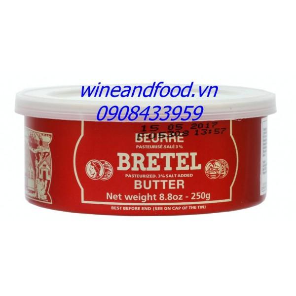 Bơ Bretel 250g
