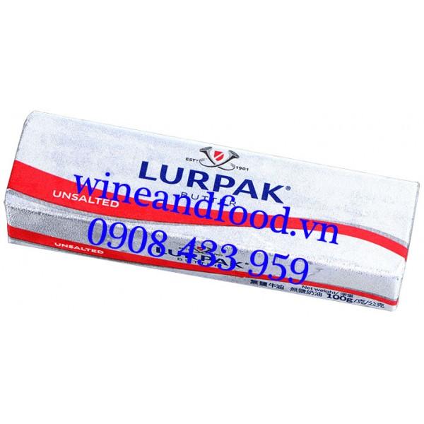 Bơ Lurpak lạt thanh 100g