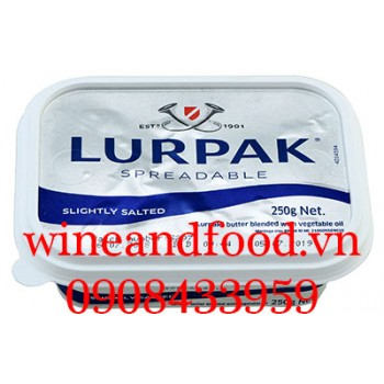 Bơ mặn Lurpak Spreadable 250g giá tốt nhất
